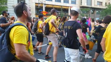 Marcha en València del Orgullo LGTBI+ para celebrar los avances y no dar ni un paso atrás en derechos (323)