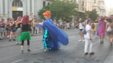 Marcha en València del Orgullo LGTBI+ para celebrar los avances y no dar ni un paso atrás en derechos (328)