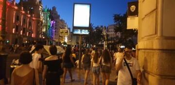 Marcha en València del Orgullo LGTBI+ para celebrar los avances y no dar ni un paso atrás en derechos (331)