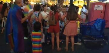 Marcha en València del Orgullo LGTBI+ para celebrar los avances y no dar ni un paso atrás en derechos (342)