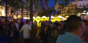 Marcha en València del Orgullo LGTBI+ para celebrar los avances y no dar ni un paso atrás en derechos (343)