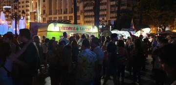 Marcha en València del Orgullo LGTBI+ para celebrar los avances y no dar ni un paso atrás en derechos (353)