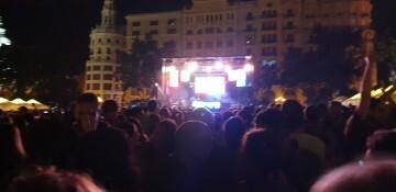 Marcha en València del Orgullo LGTBI+ para celebrar los avances y no dar ni un paso atrás en derechos (358)