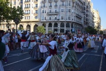 Marcha en València del Orgullo LGTBI+ para celebrar los avances y no dar ni un paso atrás en derechos (368)