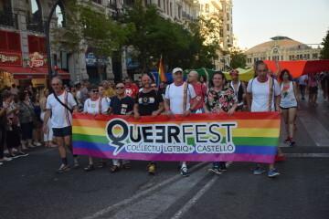 Marcha en València del Orgullo LGTBI+ para celebrar los avances y no dar ni un paso atrás en derechos (41)