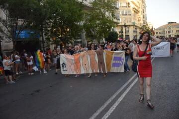 Marcha en València del Orgullo LGTBI+ para celebrar los avances y no dar ni un paso atrás en derechos (72)