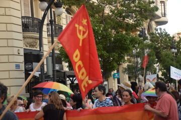 Marcha en València del Orgullo LGTBI+ para celebrar los avances y no dar ni un paso atrás en derechos (94)