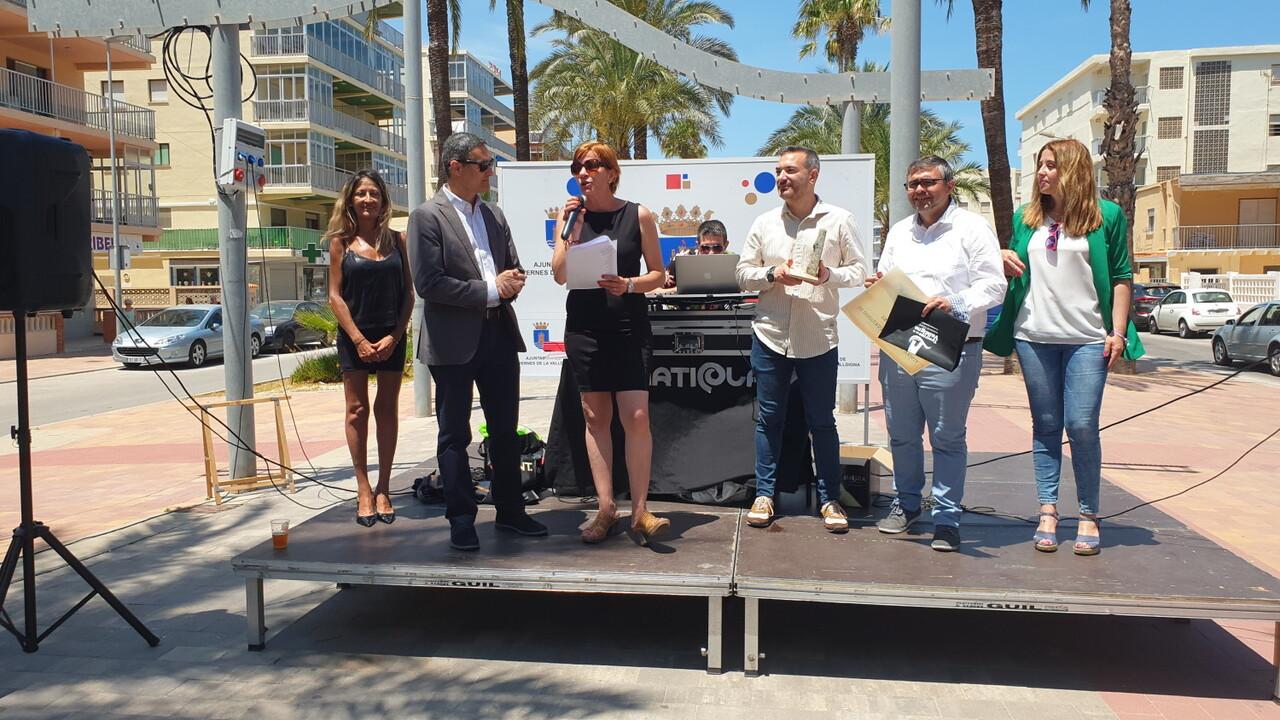 Premios delIII Concurso Paella de Arroz de Vigilia en Tabernes de la Valdigna (40)