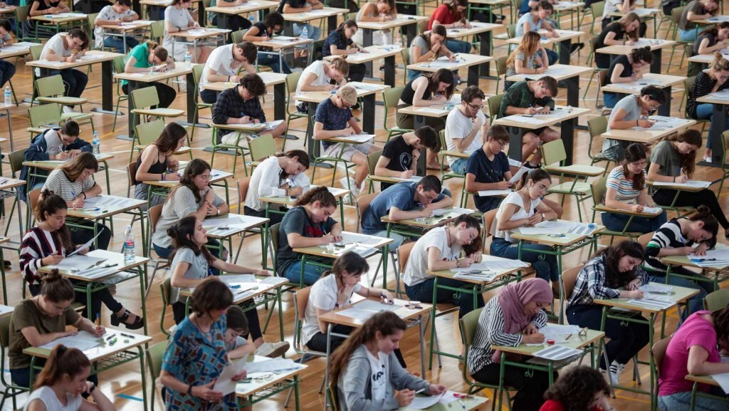 Unos 300.000 alumnos se enfrentan desde este 3 de junio a las pruebas de selectividad