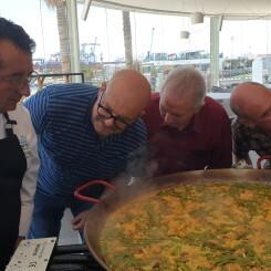 Wikipaella menús a 20€ y un taller sobre los mitos del azafrán, en la III Semana de la Paella