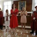 Diana Morant, reelegida alcaldesa de Gandia con los votos de PSPV-PSOE y Compromís Més Gandia Unida