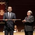 Bernabé Cano toma posesión como alcalde de La Nucía por sexta vez
