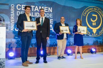 12 bodegas de la D.O.P. Jumilla premiadas por la calidad de sus vinos en el XXV certamen de calidad (130)