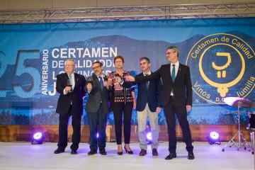 12 bodegas de la D.O.P. Jumilla premiadas por la calidad de sus vinos en el XXV certamen de calidad (186)