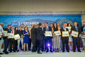 12 bodegas de la D.O.P. Jumilla premiadas por la calidad de sus vinos en el XXV certamen de calidad (189)