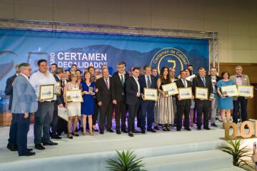 12 bodegas de la D.O.P. Jumilla premiadas por la calidad de sus vinos en el XXV certamen de calidad (192)