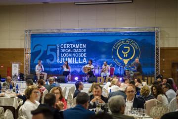12 bodegas de la D.O.P. Jumilla premiadas por la calidad de sus vinos en el XXV certamen de calidad (201)