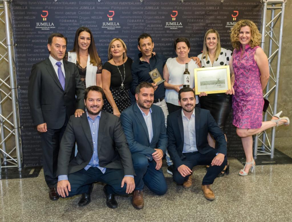 12 bodegas de la D.O.P. Jumilla premiadas por la calidad de sus vinos en el XXV certamen de calidad (222)