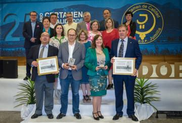 12 bodegas de la D.O.P. Jumilla premiadas por la calidad de sus vinos en el XXV certamen de calidad (242)