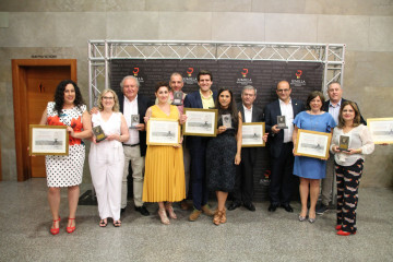 12 bodegas de la D.O.P. Jumilla premiadas por la calidad de sus vinos en el XXV certamen de calidad (246)