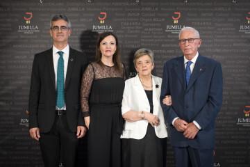 12 bodegas de la D.O.P. Jumilla premiadas por la calidad de sus vinos en el XXV certamen de calidad (5)