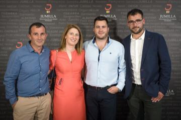 12 bodegas de la D.O.P. Jumilla premiadas por la calidad de sus vinos en el XXV certamen de calidad (68)