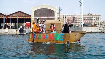 Arca de Noe FAMILIA MAS INTREPIDA