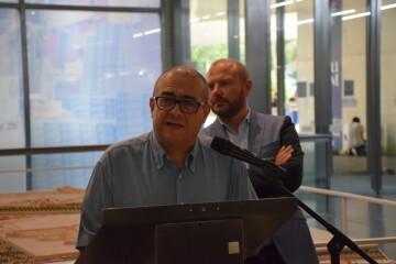 Dra. María Gómez Rodrigo l MuVIM presenta 'Involució' 20190708_122205 (39)