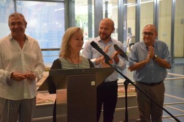 Dra. María Gómez Rodrigo l MuVIM presenta 'Involució' 20190708_122205 (41)