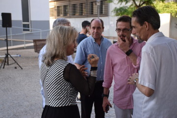 Dra. María Gómez Rodrigo l MuVIM presenta 'Involució' 20190708_122205 (52)