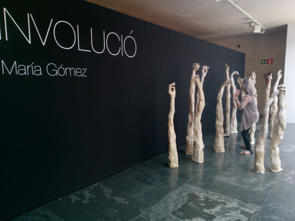 María Gómez Rodrigo presenta su exposición Involució en el MuVIM (3)