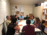 Reunión con Comité de Empresa Palau