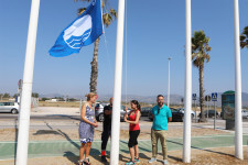 Subida Bandera Playa