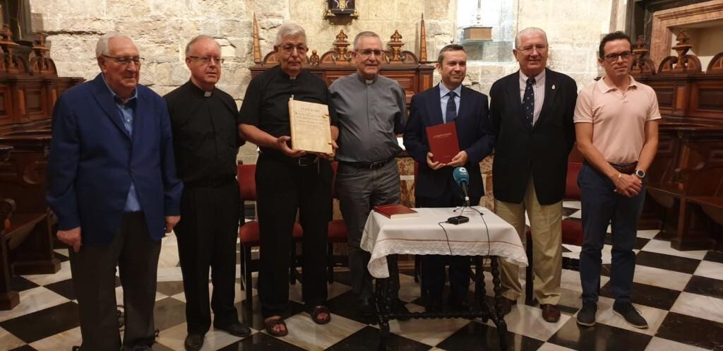 Un libro da brillo al papel heroico del sacerdote que salvó el Santo Cáliz de València de las tropas napoleónicas (1)
