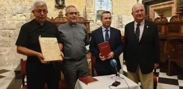 Un libro da brillo al papel heroico del sacerdote que salvó el Santo Cáliz de València de las tropas napoleónicas (7)