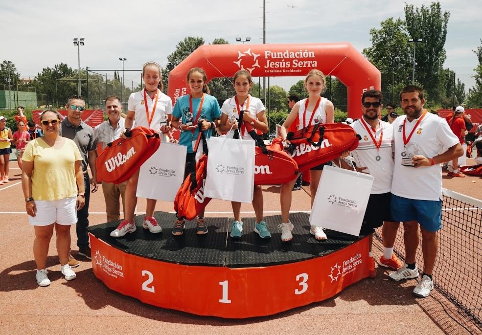 Xpress Tennis Cup - Fundación Jesús Serra