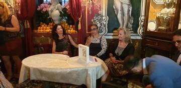 """La actriz María Isabel Díaz Lago recibe el reconocimiento artístico """"Valencia 2019, Ciudad del Grial"""". 20190820_232034 (405)"""