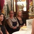 """La actriz María Isabel Díaz Lago recibe el reconocimiento artístico """"Valencia 2019, Ciudad del Grial""""."""