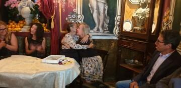 """La actriz María Isabel Díaz Lago recibe el reconocimiento artístico """"Valencia 2019, Ciudad del Grial"""". 20190820_232034 (475)"""