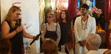 """La actriz María Isabel Díaz Lago recibe el reconocimiento artístico """"Valencia 2019, Ciudad del Grial"""". 20190820_232034 (497)"""