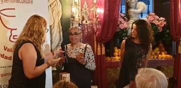 """La actriz María Isabel Díaz Lago recibe el reconocimiento artístico """"Valencia 2019, Ciudad del Grial"""". 20190820_232034 (520)"""