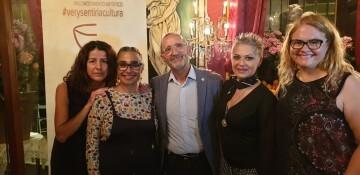 """La actriz María Isabel Díaz Lago recibe el reconocimiento artístico """"Valencia 2019, Ciudad del Grial"""". 20190820_232034 (549)"""
