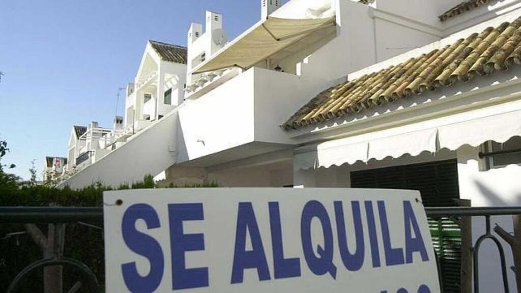 Los precios del alquiler en España han subido un 50 en los últimos cinco años