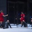 El primer ciclo de ballet de Les Arts contará con la Compañía Nacional de Danza, María Pagés Compañía y Ananda