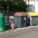València recicla más de 4.500 toneladas de residuos en julio a través de contenedores de recogida selectiva