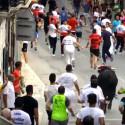 Muere un hombre al ser corneado en el 'Torico de la Cuerda' de Chiva (Valencia)