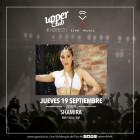 La artistavalenciana Shamira llega aupper club
