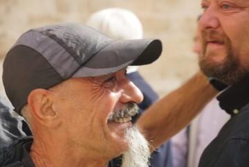 Antonio Aiardi, primer peregrino internacional en recorrer a pie los 518 kms del camino del Santo Grial (20)