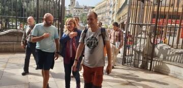 Antonio Aiardi, primer peregrino internacional en recorrer a pie los 518 kms del camino del Santo Grial (30)