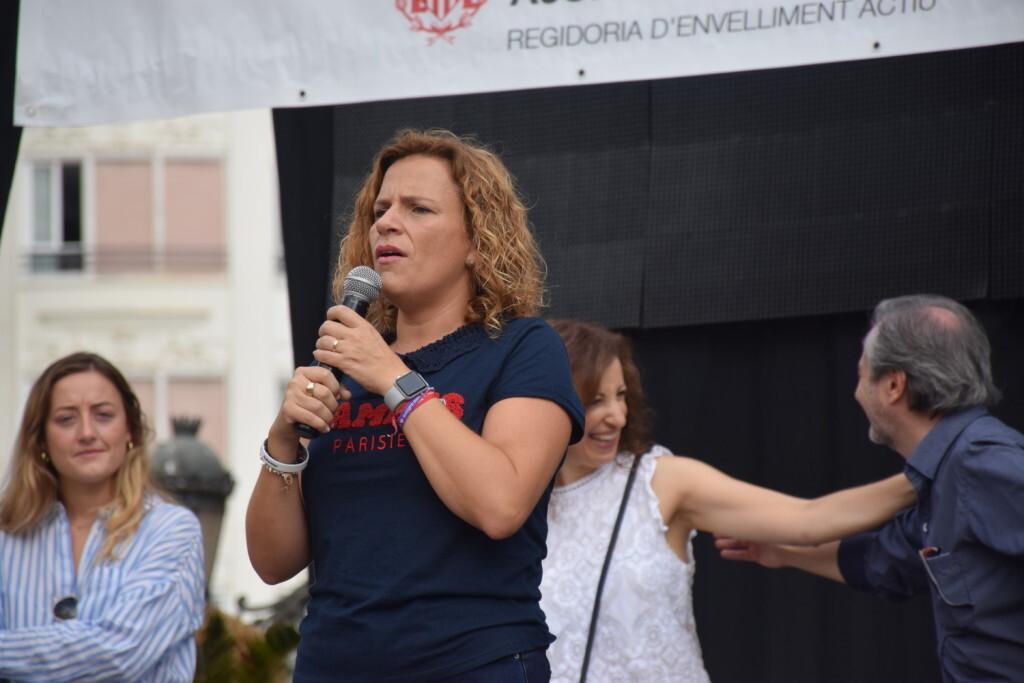 """Celebración Día Internacional de las Personas MayoresCentro Óptico Losan colabora en la """"Trobada Saludable"""" de Valencia 2019 (7)"""
